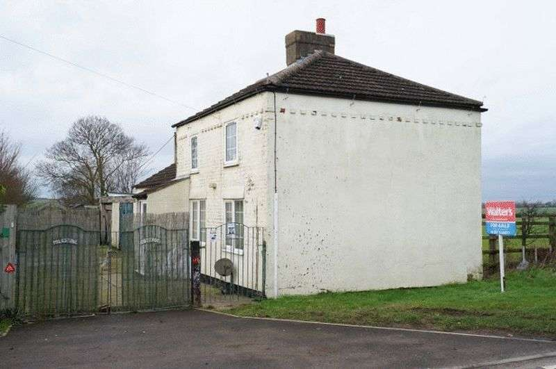 2 Bedrooms Cottage House for sale in Louth Road, West Ashby