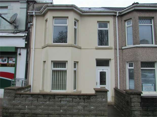 3 Bedrooms Terraced House for sale in High Street, Seven Sisters, Neath, West Glamorgan