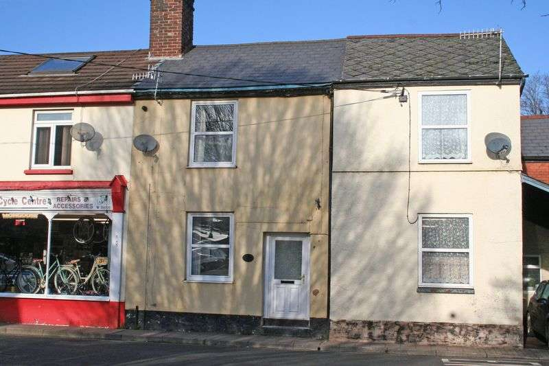 2 Bedrooms Terraced House for sale in Westexe Area