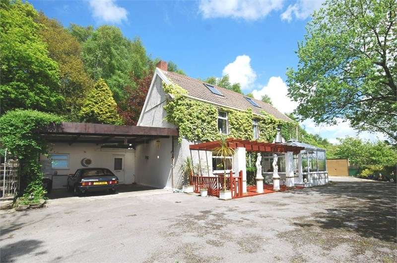 6 Bedrooms Detached House for sale in Tal Y Wendda Farm, Crymlyn Road, Pentre Dwr, Swansea, SA7 9YD
