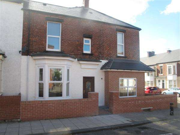 2 Bedrooms Apartment Flat for sale in Marlborough Street, South Shields