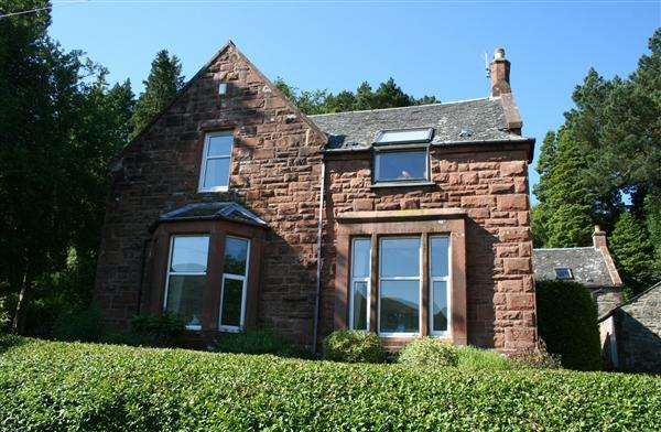 6 Bedrooms Villa House for sale in The Manse, Lochranza