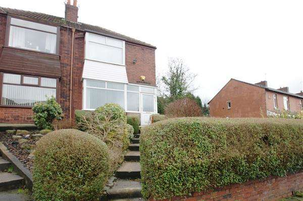 2 Bedrooms Semi Detached House for sale in Stamford Road, Lees, Oldham