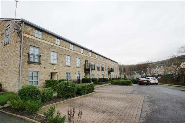 2 Bedrooms Apartment Flat for sale in Queen Street Mills, 2 Mills Lane, Mossley