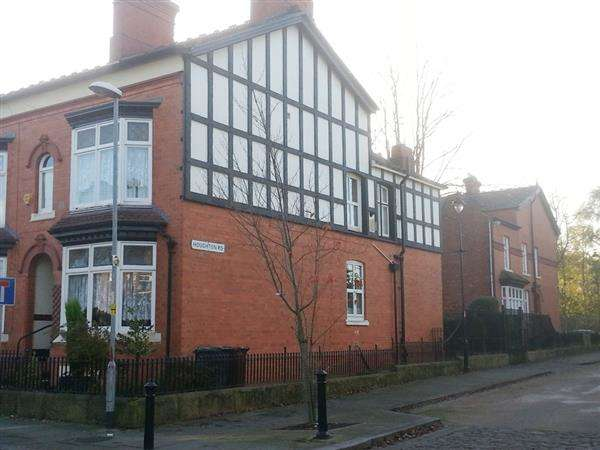 Terraced House for sale in Hermitage Road, Crumpsall, Manchester