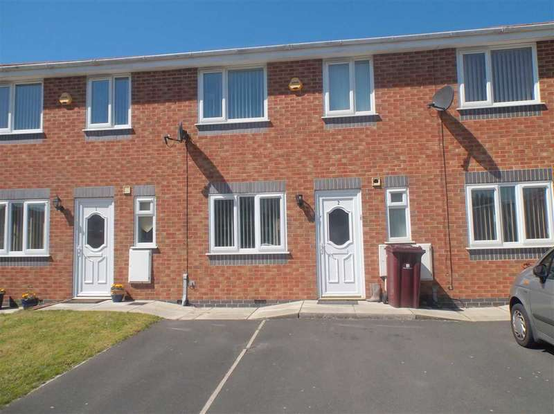 3 Bedrooms Terraced House for sale in Poplar Way, Huyton, Merseyside
