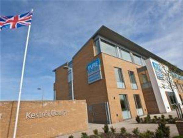 Office Commercial for rent in Kestrel Court,, Harbour Road - Portishead, Bristol