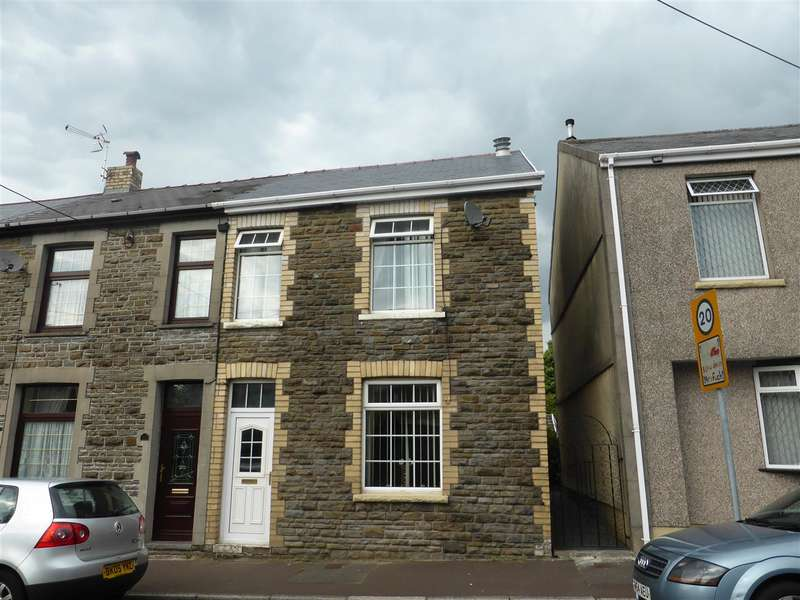 3 Bedrooms End Of Terrace House for sale in 13 Williams Avenue, Resolven, Neath