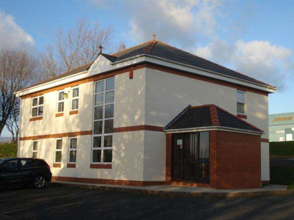 Commercial Property for sale in Modern Office Block, Stockwell Road, Llanion Park, Pembroke Dock