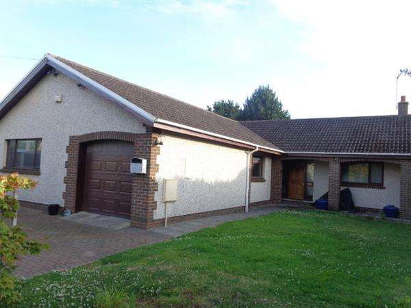 4 Bedrooms Detached Bungalow for sale in The Accorns, Lower Lamphey Road, Pembroke