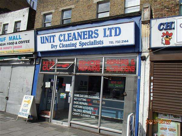 Commercial Property for sale in SOUTH WEST LONDON - DRY CLEANING