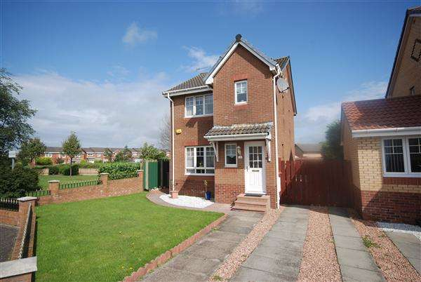 3 Bedrooms Detached House for sale in Corsankell Wynd, Saltcoats