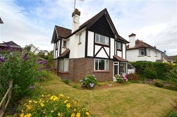 3 Bedrooms Detached House for sale in Teignmouth Road, Dawlish