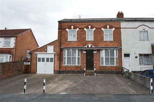 4 Bedrooms Semi Detached House for sale in Albert Road, Stechford, Birmingham