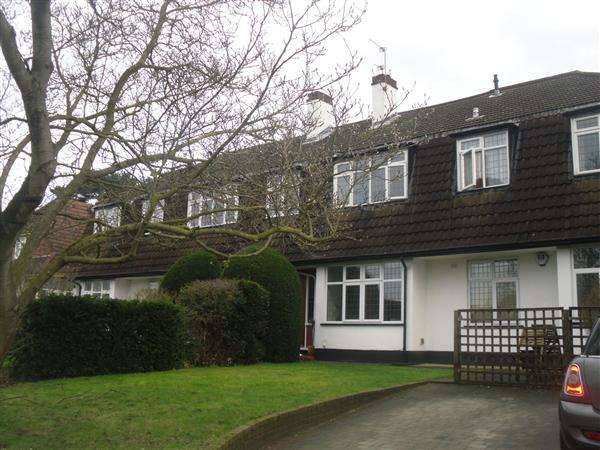 2 Bedrooms Apartment Flat for rent in Park View House, Westgate Road, Beckenham