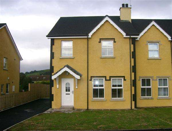 3 Bedrooms Semi Detached House for sale in 40 Mucklehill View