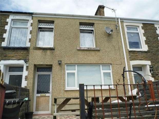 2 Bedrooms Terraced House for sale in Newall Road, Skewen, Neath, West Glamorgan