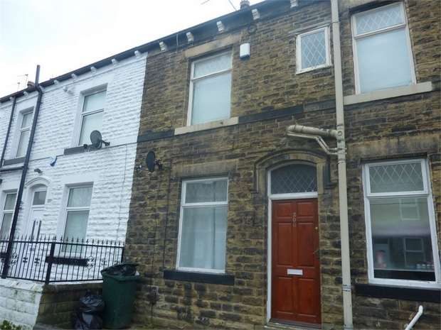 2 Bedrooms Terraced House for sale in Springmill Street, Bradford, West Yorkshire