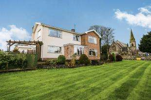 4 Bedrooms Detached House for sale in Babell Road, Gorsedd, Holywell, Flintshire, CH8