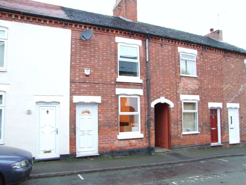 2 Bedrooms Terraced House for sale in Astil Street, Stapenhill