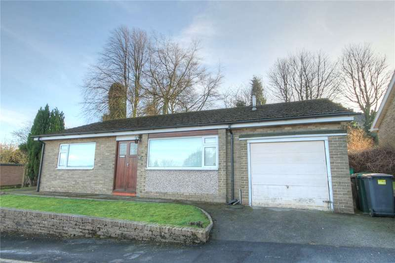 3 Bedrooms Detached Bungalow for sale in Rudland Way, High Etherley, Bishop Auckland, DL14