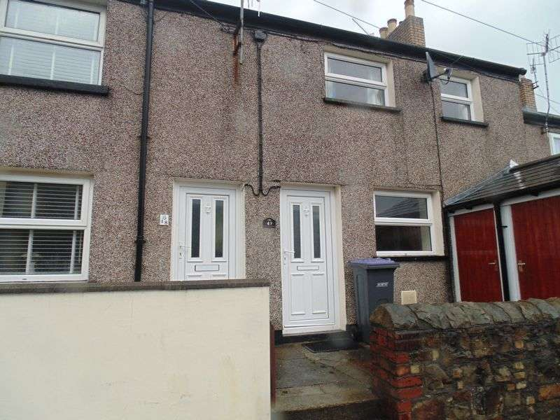 2 Bedrooms Cottage House for sale in Hanbury Road, Pontypool