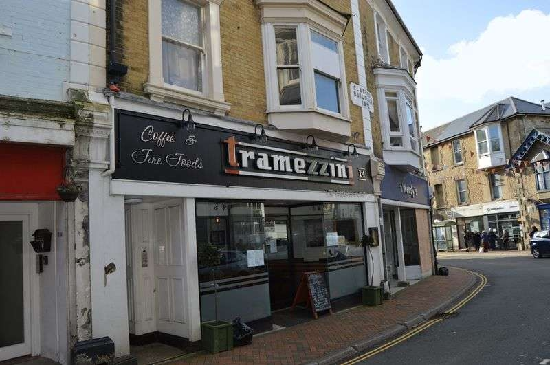 6 Bedrooms Commercial Property for sale in High Street, Ventnor