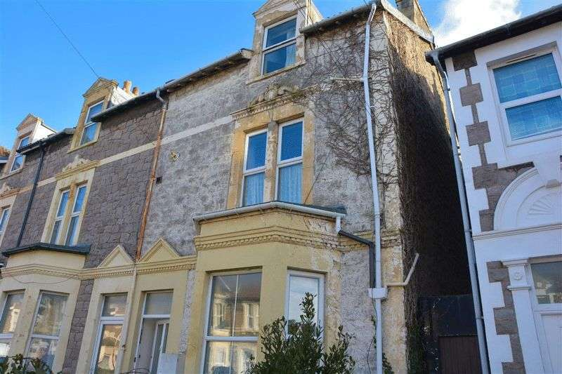 1 Bedroom Flat for sale in Jubilee Road, Weston-Super-Mare