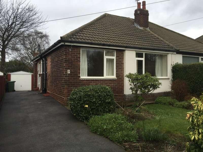 3 Bedrooms Bungalow for sale in Bedford Gardens, Leeds, , LS16 6DH