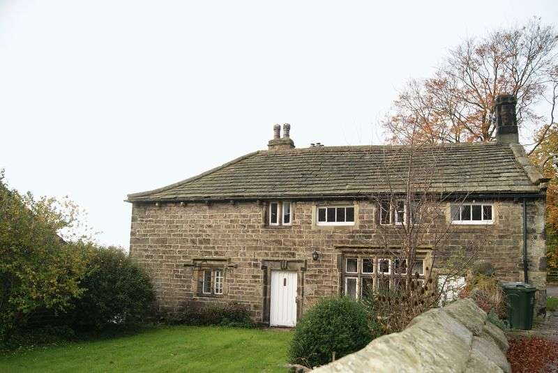 3 Bedrooms Cottage House for sale in The Grange, Micklethwaite, Bingley