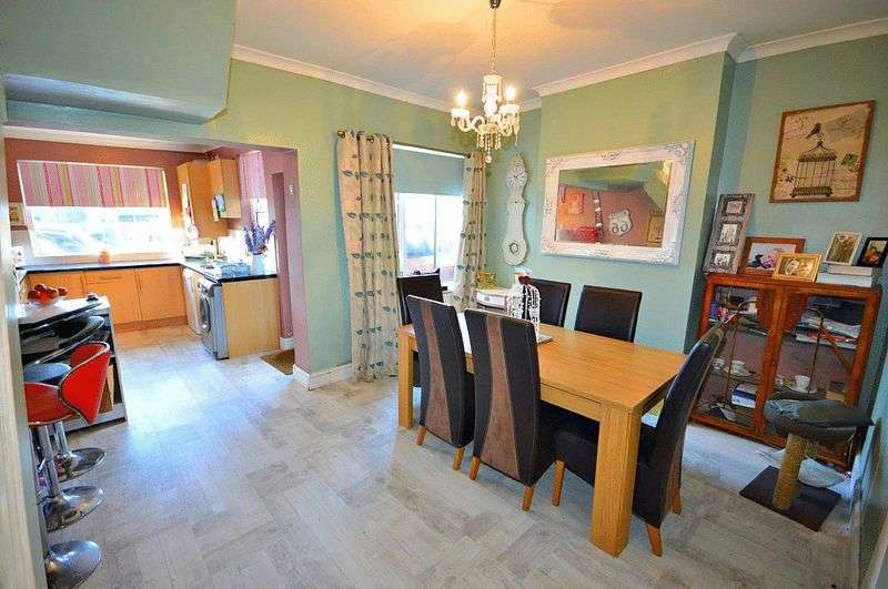 3 Bedrooms Semi Detached House for sale in Ventnor Road Old Cwmbran