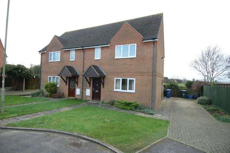 2 Bedrooms Semi Detached House for sale in ISLIP