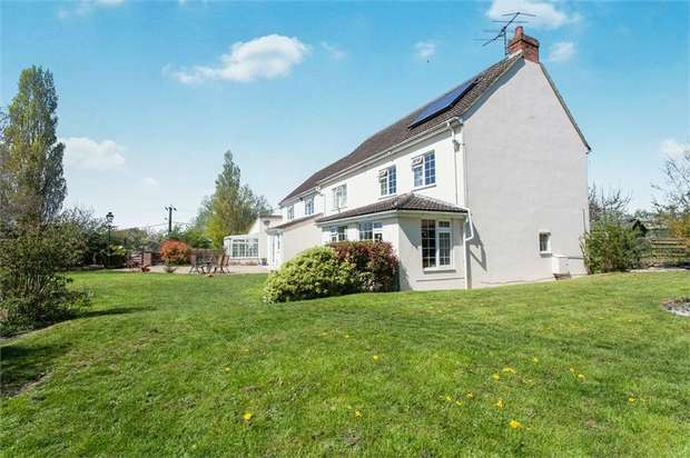 4 Bedrooms Link Detached House for sale in Mill Lane, Hawkeridge, Westbury, Wiltshire