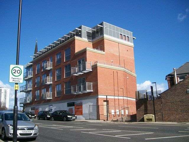 6 Bedrooms Apartment Flat for rent in Falconer Street, Shieldfield