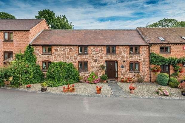 4 Bedrooms Mews House for sale in Forton, Newport, Shropshire