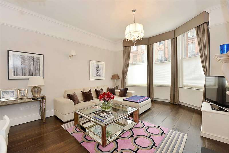 3 Bedrooms Flat for sale in Nottingham Place, London