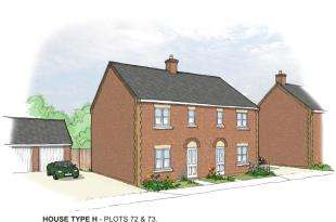 3 Bedrooms Semi Detached House for sale in Off Richmond Road, Downham Market, Norfolk