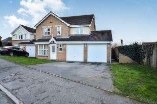 4 Bedrooms Detached House for sale in Brandon Walk, Sutton-In-Ashfield, Nottinghamshire, Notts
