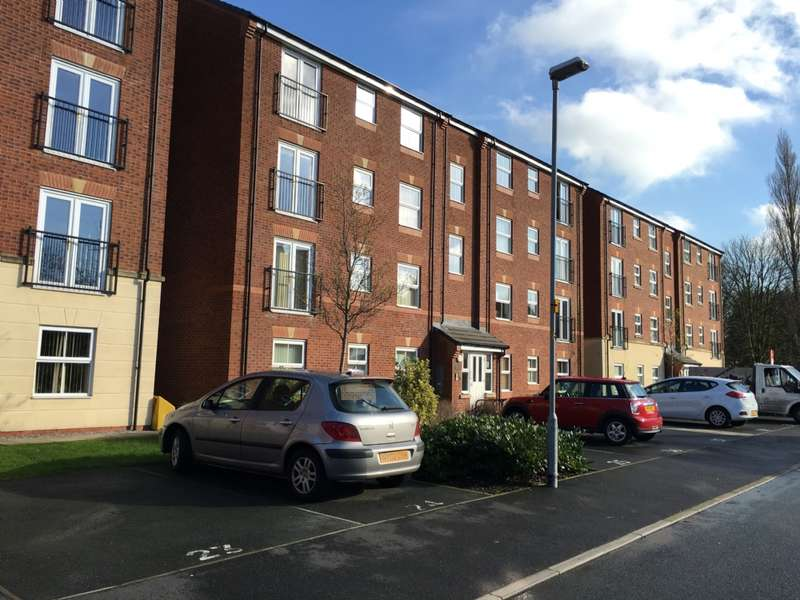 2 Bedrooms Apartment Flat for sale in Lilac Gardens Ramwells Close (off Crescent Rd) Bolton