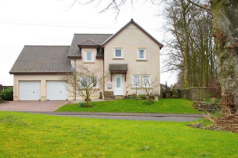4 Bedrooms Detached House for sale in Ayr Road, Ravenstruther, Lanark