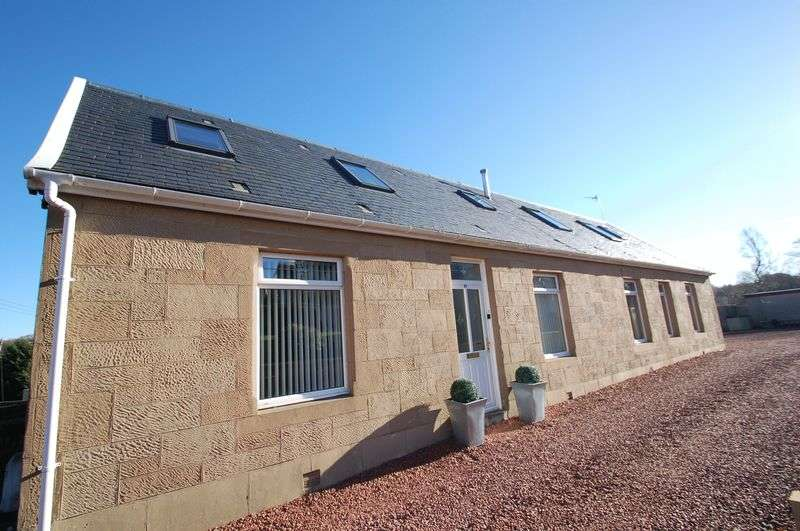 4 Bedrooms Semi Detached House for sale in New Trows Road, Lesmahagow
