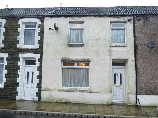 3 Bedrooms Terraced House for sale in High Street, Pontycymer, Bridgend, Mid Glamorgan