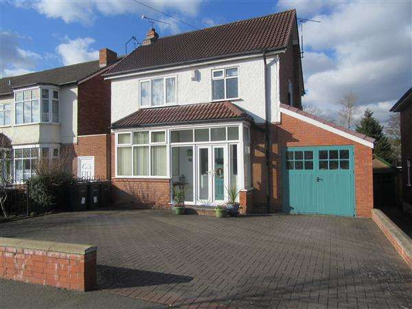 4 Bedrooms Detached House for sale in Wychall Lane, Kings Norton, Birmingham