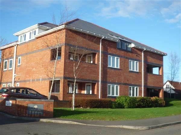 3 Bedrooms Apartment Flat for sale in Heol Hir, Manor Court, Cardiff