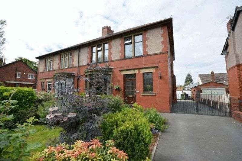 4 Bedrooms Semi Detached House for sale in Whalley Road, Accrington