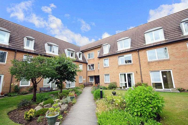 1 Bedroom Retirement Property for sale in Homepoint House, Southampton, SO18 6TX