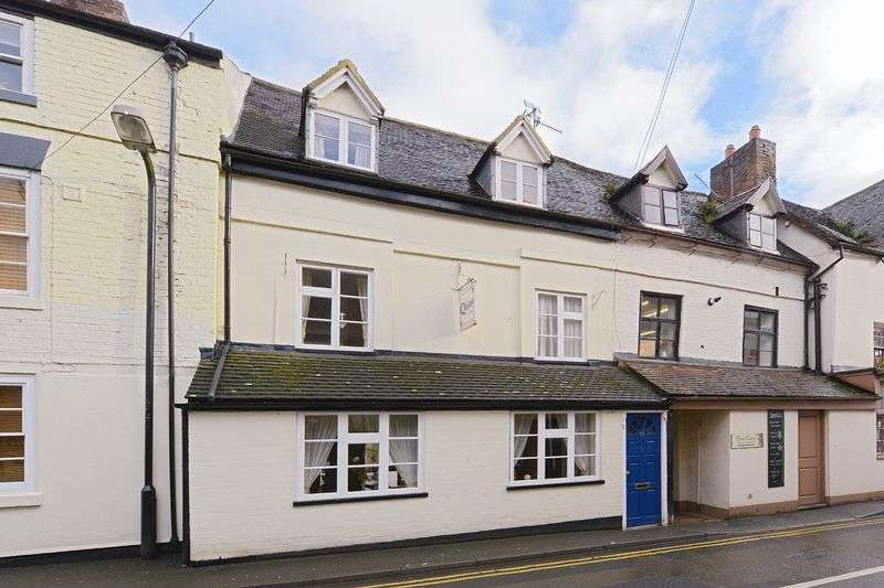 3 Bedrooms Terraced House for sale in Cartway, Bridgnorth