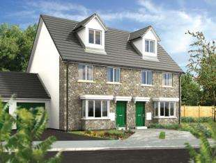 3 Bedrooms End Of Terrace House for sale in Dobwalls, Liskeard, Cornwall