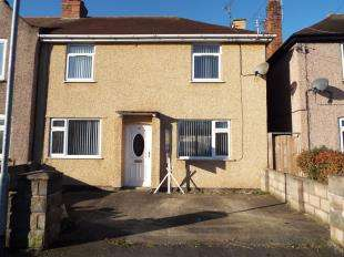 3 Bedrooms End Of Terrace House for sale in Kingsley Avenue, Rhyl, Denbighshire, LL18