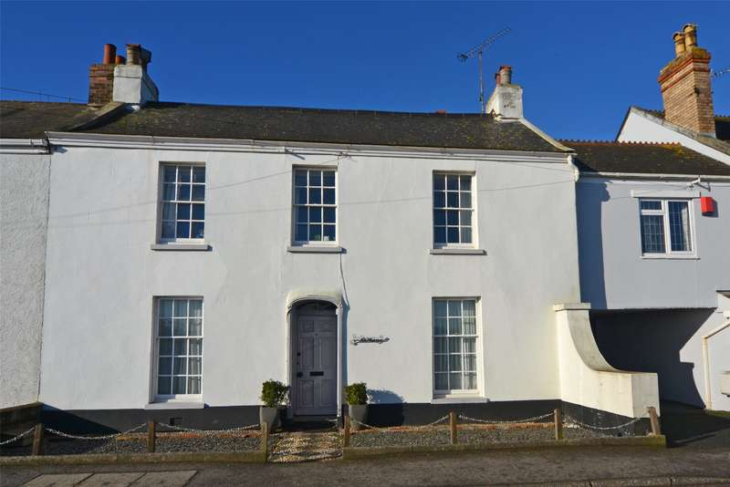4 Bedrooms Terraced House for sale in Starcross, Exeter